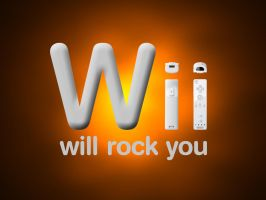 wii will rock you by eninja