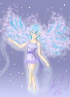 Snow fairy by TheReza13