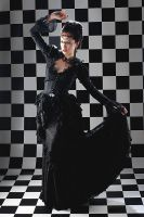 Black Chess Queen Somnia Romantica IV by SomniaRomantica