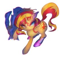 Sunset Shimmer by girlsay