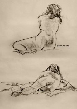Life Drawing L2 by nictey