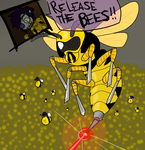BEE CONTEST by DONTAsk-PrinceOfWebs