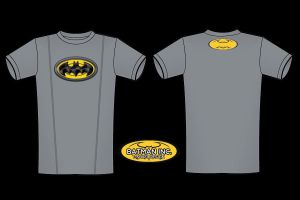 Batman INC. T-Shirt by Krysalid