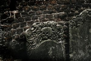 Gravestone storage by WendyW