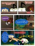 Mystery Kids Wolf-i-fied pg 5 by demongirl99