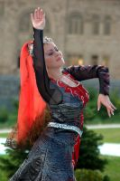 Armenian Dancer by sybille06