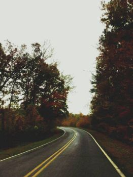 A Snapshot Of Rural America On The Road by photography-94