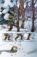 Peter Panzerfaust issue 11 Teaser 2 by angieness
