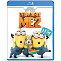 Despicable Me 2 Folder Icon by prestigee