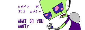 Mech wants to know what you want by Dib-the-survivor