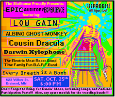 Sluthouse Flyer by TOMMYtheSQUID