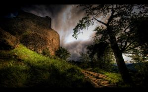 Castle... by PawelJG