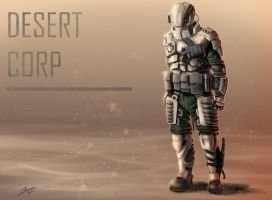 Desert Corp - Concept by ThomasRome