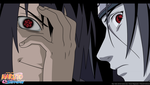 Uchiha Brothers Mangekyo Sharingan v1 by mike-rmb
