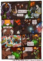 WoW Comic - Allergic to Dogs by DivineTofu