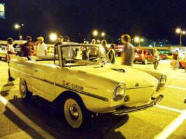 Amphicar 770 by DetroitDemigod