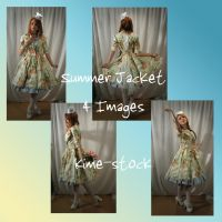 Summer Jacket 2 by kime-stock