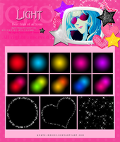 .. Light Icons .. by Ayato-msoms