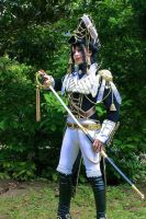 Cosplay: Jane Judith Jocelyn from Trinity Blood by YoukaiYuurei