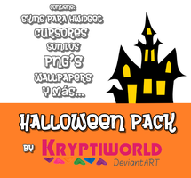 +Pack de Halloween by kryptiworld