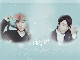 Lee Hyuk Hae - Wallpaper by ohonly4u