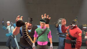 SFM-When I join a trade server by DarkSora01