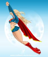 Supergirl II by malberri