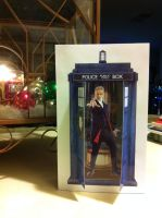 Source Files for Twelve's TARDIS Card by RudeAndGinger
