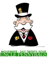 movember 24 by striffle
