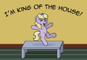 King of the house by GoggleSparks