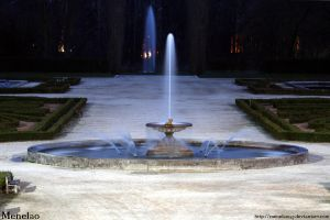 Fountain view by Menelao147