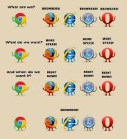 Browsers by cosenza987