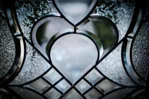 Window Heart by JoseAvilaPhotography