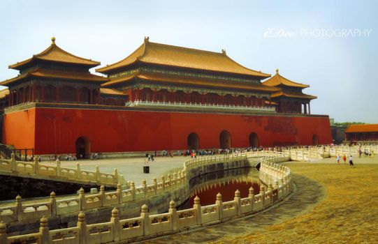 Forbidden city by indriand