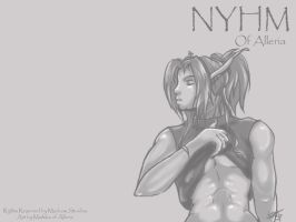 Nyhm Wallpaper by Toxic-Muffins-Studio
