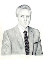 christopher walken by LaChauveSourisDoree