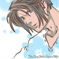 Squall by TheSpyWhoLuvedMe