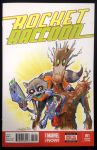 Boston Comic Con 2014 - Rocket and Groot by Underburbs