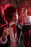 DIABOLIK LOVERS - Midnight Pleasure by EatEatEats