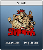Shank - Icon by Crussong