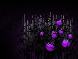 Glowgrapes by operian