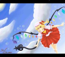 Flandre by Spring-Wolf