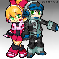 Indie week day 3-mighty no 9 by thegamingdrawer