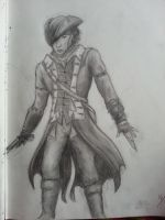 Cap'n Kenway *CRITIQUE REQUESTED!* by Gloalhorselove123