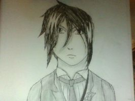 Sebastian Michaelis by DarkenedGroves