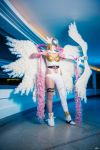 Angewomon cosplay by Mito-Lowe