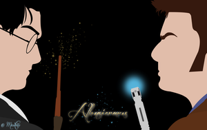 Commish' Half Tenth, half Harry by Meikiro