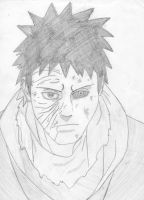 Obito unmasked by Aqua258