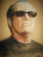 The Great Jack Nicholson by damago