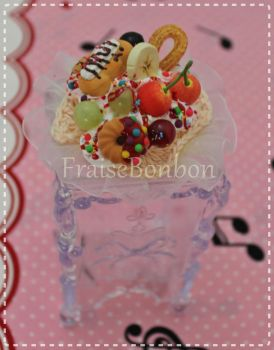 Feminine and Fun deco box by Fraise-Bonbon